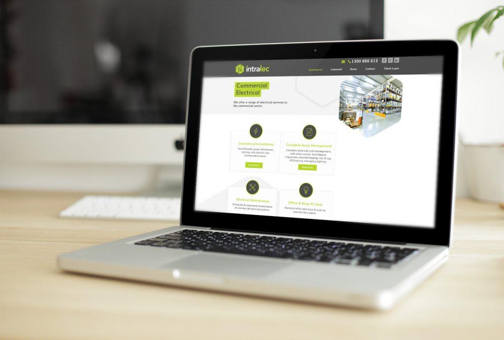 New Brand, New Website